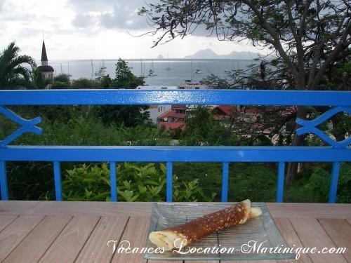 Recette de la crêpe flambée au rhum de Martinique