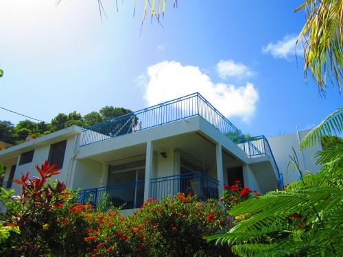 Villa «Le paradis» Sainte-Anne bourg